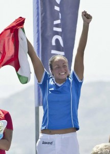 ALICE FRANCO ORO EUROPEO 25 KM