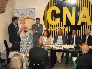 CONFERENZA ARTI MERCANTI 2012