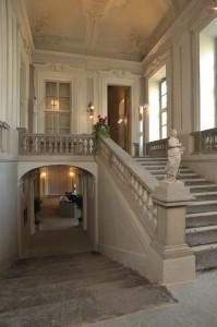Palazzo Mazzetti, scalone d'onore