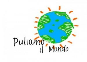 Puliamo il Mondo logo