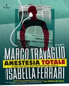ANESTESIA TOTALE MARCO TRAVAGLIO ISABELLA FERRARI