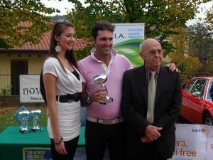 Golf premiazione Aci