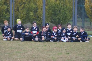 UNDER 8 JUNIOR ASTI RUGBY