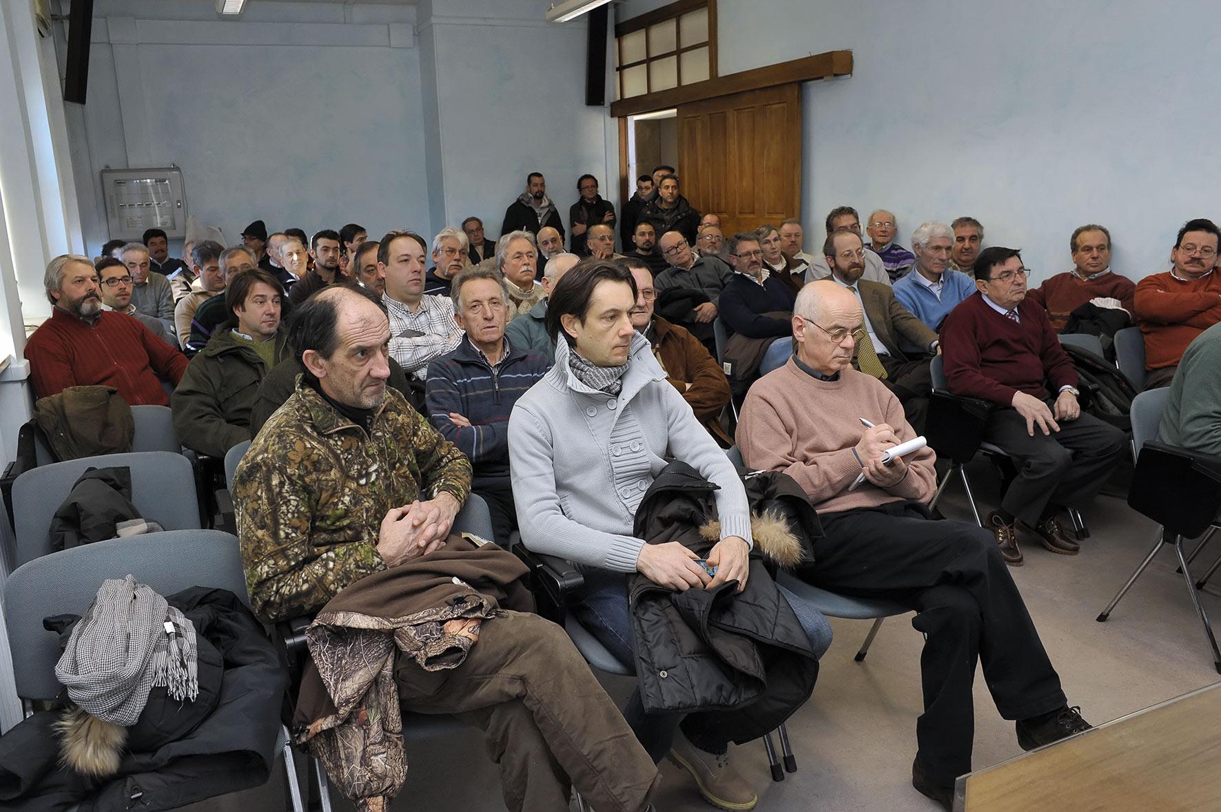 Le foto dall assemblea annuale dell associazione trifulau for La piattaforma del secondo piano progetta le immagini