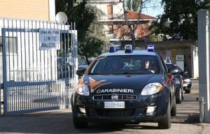 foto Silvia Muratore: Alba carabineiri. arresto nomadi