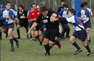 La Junior Asti Rugby under 16 batte il Pedona e rimane in testa alla classifica del campionato regionale