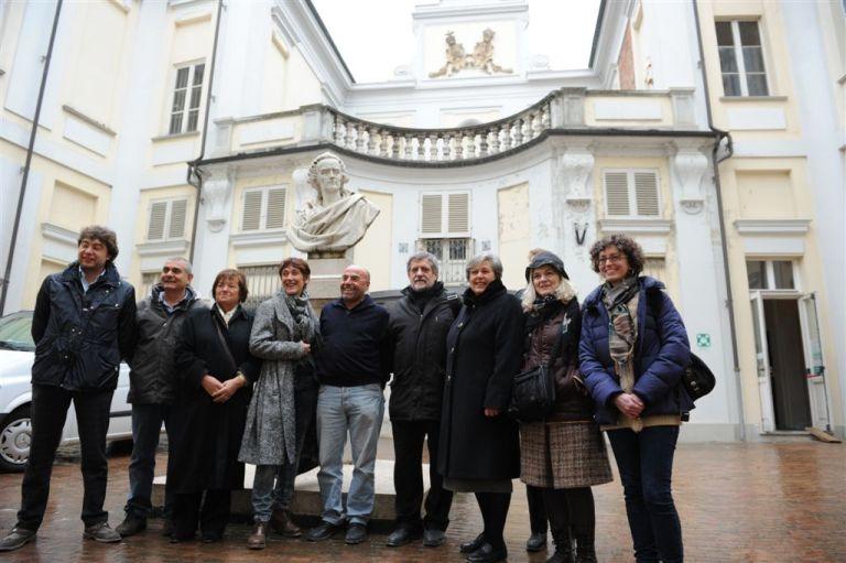 Casa di alfieri proseguono i lavori di ristrutturazione gazzetta d 39 asti - Lavori di ristrutturazione casa ...