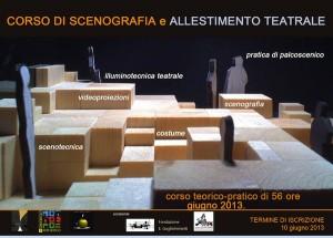 Corso di scenografia e allestimento teatrale ad Asti