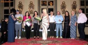 """Elena Daniela Zidaru vincitrice per gli over 30 al concorso """"Nuovi Talenti di Alta Moda"""""""