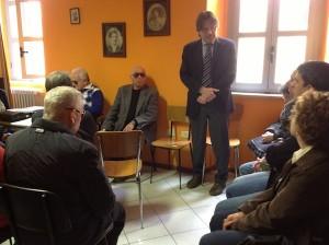 Il sindaco Brignolo all'assemblea annuale dell'Unione Ciechi