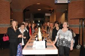 Calici in alto per i 25 anni delle Donne del vino