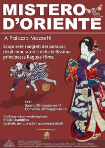 Mistero d'Oriente a Palazzo Mazzetti