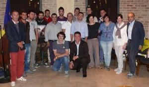 Danilo Merlo nuovo delegato dei giovani Coldiretti Asti - gazzetta d'asti