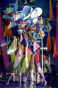 L'ARTISTA ASTIGIANO FILIPPO STANISCIA CONQUISTA IL MUSEO INTERNAZIONALE D'ARTE CONTEMPORANEA MIIT DI TORINO