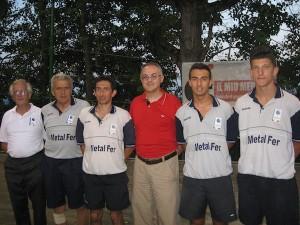 Al Trofeo Malfer di Maretto vincono i locali