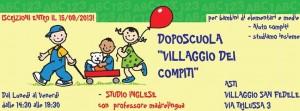 Asti: Villaggio San Fedele (e non solo) avrà il suo doposcuola