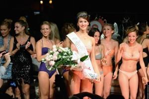 Calina Pletosu Miss muretto 2013