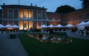 Asti Spumante, Alta Langa e Barbera per la cena di gala a Villa Manzoni