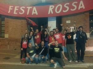 festa rossa