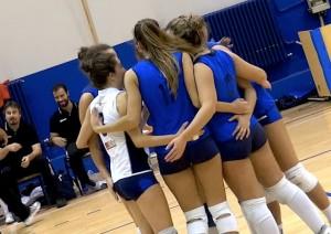 Volley DOC Asti, vittoria di carattere: la Tecnoteam Albese si arrende 3-1