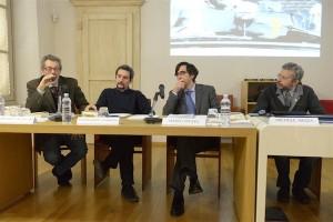 FRANCESCO SCALFARI FRANCESCO CASSATA MARCO PIVATO MICHELE MAZZA - GAZZETTA D'ASTI
