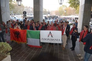 MANIFESTAZIONE ALBANESI - GAZZETTA D'ASTI