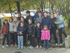 Junior Pentathlon Asti: a Modena 3 ori individuali e en plein per la squadra femminile cat.Cuccioli