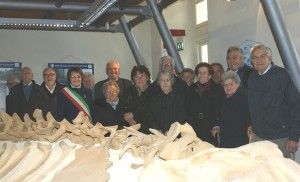 I viglianesi incontrano la balenottera al Museo Paleontologico: una giornata da ricordare