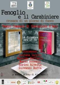 """Fenoglio e il carabiniere"""" a Costigliole d'Asti"""