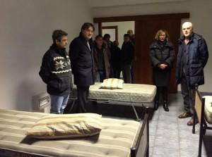 Asti, Inaugurato il nuovo dormitorio per i senza tetto - gazzetta d'asti