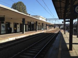 treni stazione di asti