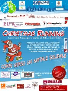 christamas running