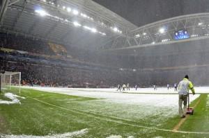 Galatasaray vs Juventus - Champions League 2013/2014