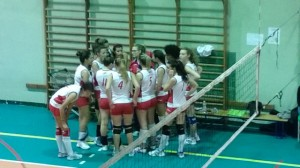 under 18 volley gruppo
