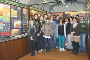 Con Verdeterra gli studenti dell'Artistico dipingono e gli astigiani votano la tela più bella