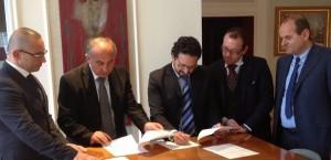 Firmato dall'Assessore Cerrato il Patto di amicizia tra Asti e Velipojes