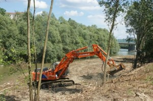 Il Comitato Cittadini chiede all'Aipo la documentazione sul rifacimento del ponte sul Borbore