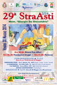 StraAsti locandina 2010