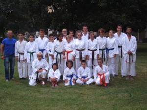 karate parco