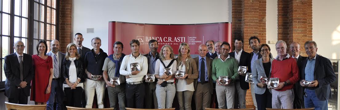 patrimonium cup di banca c.r.asti, 13a edizione al golf club margara