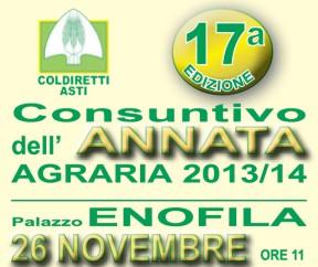 Banner Coldiretti Consuntivo fino al 26 novembre