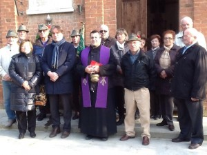 Cerimonia caduti S. Marzanotto e Bricco Gianotti