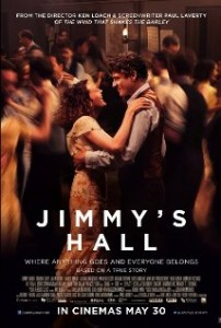 Jimmy's Hall, di Ken Loach