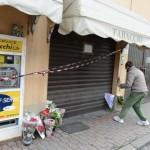 Manuel Bacco è stato ucciso in un tentativo di rapina nella sua tabaccheria di corso Alba3