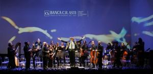 Gli auguri agli azionisti del Gruppo Cassa di Risparmio di Asti al Teatro Alfieri