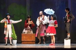 """Sabato 24 gennaio """"I giganti della montagna""""al Teatro di Costigliole"""