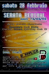 serata revival palco 19