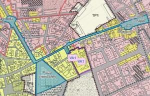 progetto riqualificazione urbana