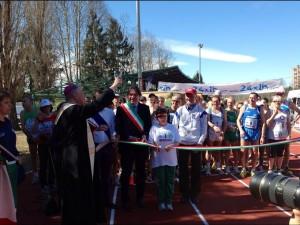 Inaugurata con la 24x1 ora la nuova pista di atletica