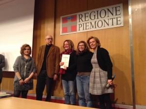 """""""Allarghiamo il Cerchio"""", a Torino un riconoscimento al progetto della Città di Asti"""